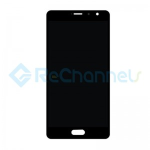 For Xiaomi Redmi Pro LCD Screen and Digitizer Assembly with Front Housing Replacement - Black - Grade S+