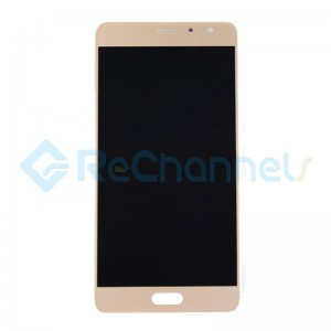 For Xiaomi Redmi Pro LCD Screen and Digitizer Assembly with Front Housing Replacement - Gold - Grade S+