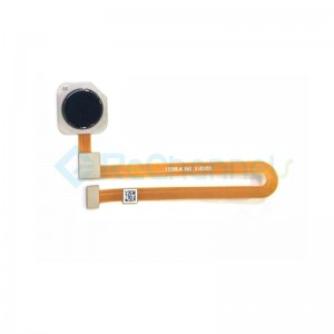 For Xiaomi 8 Home Button Flex Cable Replacement - Black - Grade S+