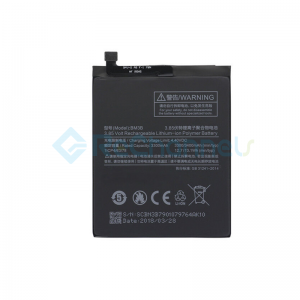 For Xiaomi Mix 2 Battery BM3B Replacement - Grade S+
