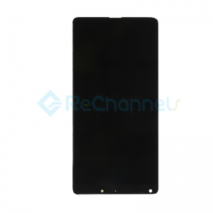 For Xiaomi Mix 2 LCD Screen and Digitizer Assembly Replacement - Black - Grade S+