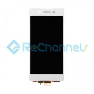 For Sony Xperia Z3+ LCD Screen and Digitizer Assembly Replacement - White - Grade S+