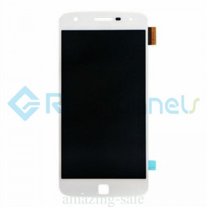 For Motorola Moto Z LCD Screen and Digitizer Assembly Replacement - White - Grade S+